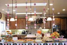 Party Ideas! / by Tonya Davidson