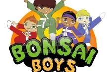 Bonsai Boys / by Tony