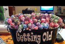 Birthdays / by Patricia Eddings