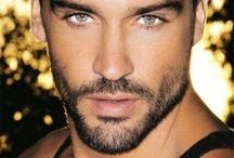 I love facial hair on a dude!! / by Brandy Trott