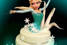Frozen party ideas for Melina / by Roxanne Contreras