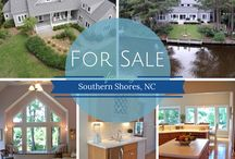 Southern Shores NC Homes For Sale / by Sun Realty Sales