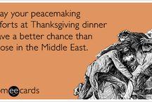 Thanksgiving / by Elizabeth Martinetti
