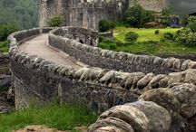 Castles / I love Castles and would like to visit all of these!  / by Patti Pat