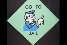 {Monopoly...Yep! I'm a fan!} / by Kathleen DeGeorge