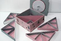 Cartonaje - Ideas / by Fabi Garces