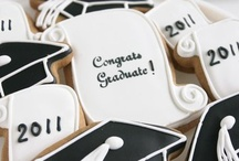 Cookies, Graduation  / by Gail Meyer-Dennis