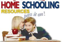 Homeschool Resources  / by Breeze Heath