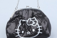 Sac hello kitty / by Nawel Thevenet