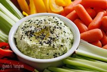 Food - Dips/Spreads / by EGHadley