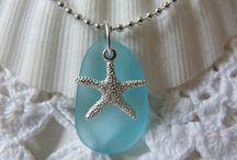 Sea glass ideas / by Dina Ziemba