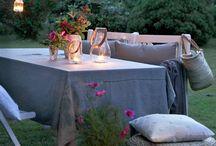 Home Decor - Garden / by Tiffany Burnham