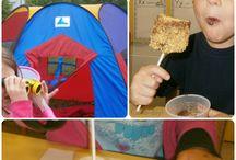 Preschool Summer Theme: Camping / by Erin Grant