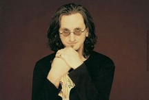 Geddy Lee / by Sophia Corey