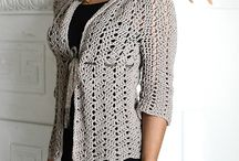 Crochet blouses / by marcia rcp