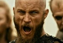 Ragnar lothbrok / by Dimitri Guibert