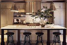 Kitchens / by Rosemary Merrill
