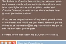 [SCA] About / Information about the SCA on Pinterest and other social media. / by Society for Creative Anachronism