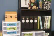 Organization, LOL! / by Julie Floyd Fryer