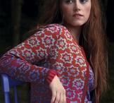 norwegian knitting / Norwegische Muster und Modelle. Ich liebe sie, allein schon die Farben! / by Christiane