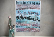 kids bedroom ideas / by Tammy Schaffer Anderson