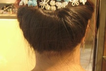 Bridal Hair / by Chelsea Shibuya