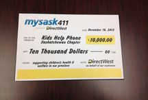 Manitoba and Saskatchewan / Check out what our awesome supporters are up to in Manitoba and Saskatchewan!  / by Kids Help Phone
