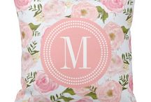 Monogram Everything! / by Girly Template