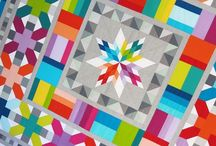 Crafts: Quilting / Inspiration for future bed covers / by Anneke Forbes