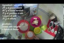 Le video ricette di CappuccinoeCornetto / by Cran Berry