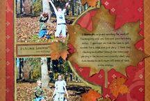 Fall scrapbooking / by Karen Green