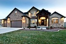 New Home Plans / by Morgan Furry