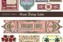 Vintage Look / by Emily Wright