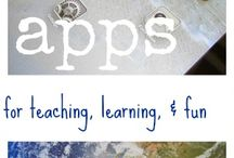 Apps for Classroom iPads / by Whitney Turetzky