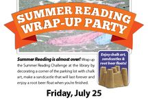Library Events July 2014 / Events, classes, and performances happening at Clermont County Public Library in July 2014 / by Clermont County Public Library