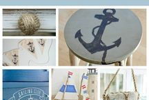 Nautical redos / by Pamela Forrest Slaugh