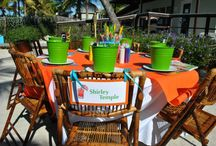 At the Kid's Table / by Expressions of You Event & Weddings Solutions