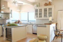 Kitchen design inspiration / by Sarah Rees