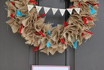 Outdoor decor / by Lindsay Clayton