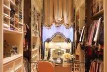 Closet/Vanity / I FREAKIN WISH!!!!!!! / by Ursula Terrazas