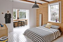 Bedrooms / by Kat O