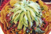 Salads / by Cathy Pugh