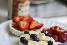 Gezond ontbijt / lunch / healthy, eten, gezond, ontbijt, lunch / by Wencke ter Avest