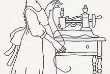 Sew..ing + Draft...ing + Pattern...ing / by Christine Grigoropoulou