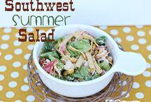 Salads / by Suzie Bergman