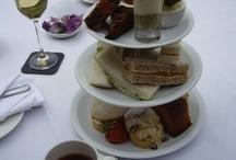 Tea Time  / 至福のお茶の時間。コーヒー派のあなたもたまにはお茶でリフレッシュ♡ / by PhotoPhoto xo Admin