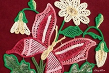 Romanian Point Lace / by Cammie Wilson