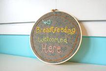 Breastfeeding / by Wildalí De Jesús