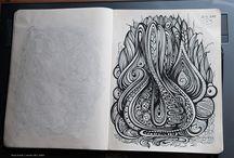 Sketchbooks / by Bil Chamberlin