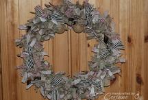 wreaths / by Audrey Martin